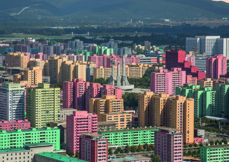 Discover Socialist Architecture in North Korea