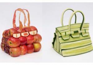 Take a fresh twist on the iconic Hermès Birkin Bag
